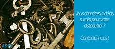Vous voulez la clé du succès pour votre datacenter ?   #SolutionASPC