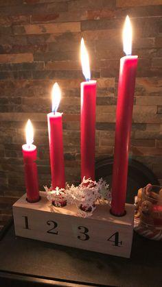 Candles, Christmas, Xmas, Candy, Navidad, Noel, Candle Sticks, Natal, Kerst