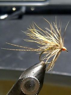 """The """"Cruncher"""", Tied by Davy Wotton- Photo by Teresa """"TBird"""" VanWinkle March 31, 2013"""