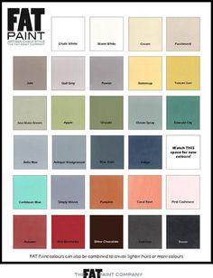 Fat paint supplier