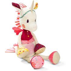 Veilleuse musicale Louise la licorne - Lilliputiens Louise la licorne enfile ses habits préférés en rêvant à sa prochaine journée. Et la nuit, que fait-elle? Elle se glisse dans ton lit, t'éclaire et te berce d'une douce musique pour veiller sur ton sommeil...Chuuut…