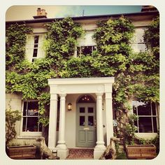 The Pig Country House Hotel and Restaurant - New Forest Hampshire www.thepighotel.c... in the heart of The New Forest National Park and 1 mile from the village of Brockenhurst,
