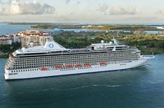 Oceania With Two Very Special Cruises Next Year