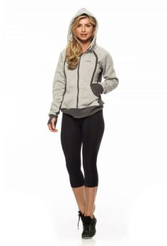 This is our staple hoodie. Curve front seams allow for the perfect fit. The internal fleece lining makes this super cozy for cold mornings. Featured in Light Grey. Comfort Gray, Jackets Online, Mornings, Activewear, Perfect Fit, Sporty, Cozy, Clothes For Women, Hoodies