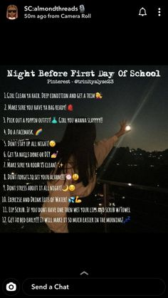 School Routine For Teens, Morning Routine School, Skin Care Routine For Teens, School Routines, Back To School Ideas For Teens, Night Routine, Middle School Hacks, High School Hacks, Life Hacks For School