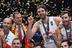 FOTOGRAFÍA. España Campeona de Europa. 20.09.15