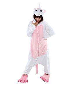 Keral Kigurumi Pyjama Adulte Anime Cosplay Halloween Costume Tenue_Licorne Rose_S: Amazon.fr: Jeux et Jouets
