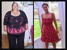 Almost 20stone gone forever