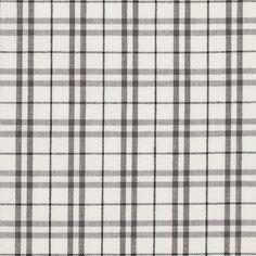 Tissu carreaux gris - Déco - Tissus - MAISON Mondial Tissus