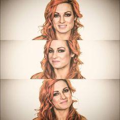 ❤ #WWE #WWEDivas #WWEUniverse #BeckylynchWWE #RebeccaQuin #RebeccaKnox…
