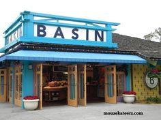 Hey Disney Princess...Here's the Big Secret of a little Disney store called Basin. (article)