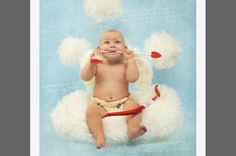 Creative baby photography by Anna Eftimie - Cute Moments Photography