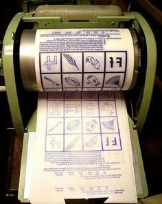 The most addicting smell there was....the mimiagraph machine to make fresh indigo blue ink copies that were damp and warm...an expierence not to forget from early childhood! Lol!!!! .....it was soothing that smell.....b♡