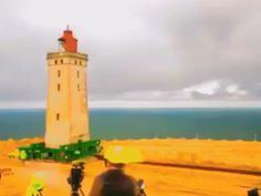 A Most Beautiful Story About The Man Who Moved A Danish Lighthouse.On Roller Skates Beautiful Stories, Most Beautiful, Skate Man, Rss Feed, North Sea, Roller Skating, Falling Down, Skates, Short Film
