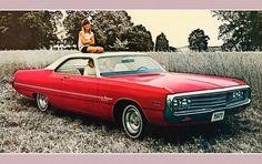 1971 Chrysler Newport 2-Door Hardtop