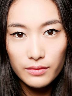 How to Apply Eyeliner for Your Specific Eye Shape via @ByrdieBeauty