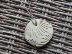 Essential Oil Diffuser Necklace Pendant by GetHookedbyLyn on Etsy, $5.00