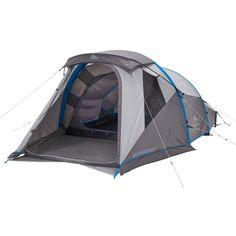 Bergsport_Zelte Camping (QUECHUA) - Aufblasbares Zelt Air Seconds Family 4: 4 Personen, 1 Kabine QUECHUA - Zelte