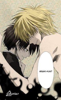 Resultado de imagen para usui x misaki-kun