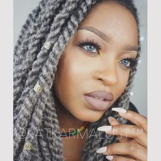Twists with extensions will give you several months of freedom from styling your hair 15 Protective Styles When Cornrows Just Wont Do Protective Braids, Protective Hairstyles For Natural Hair, Natural Hair Twists, Natural Hair Care, Protective Styles, Braided Hairstyles, Natural Hair Styles, Fun Hairstyles, Beautiful Hairstyles
