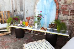 Prairie Hive Magazine, Spring Issue - Urban Garden Party #spring #urban #pallet