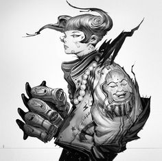 ArtStation - THE HAZE / SMASHER, Shawn Lin