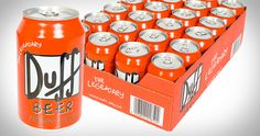 Duff Beer 24 Can Pack   Cool Sh*t You Can Buy - Find Cool Things To Buy
