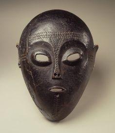 The Spirit of Faces - Bwaka  mask -Congo