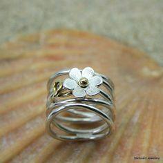 VS Aquamarine engagement ring set Curved U diamond wedding band yellow gold half eternity band aquamarine bridal rings - Fine Jewelry Ideas - - Cute Jewelry, Metal Jewelry, Sterling Silver Jewelry, Silver Earrings, Jewelry Accessories, Vintage Jewelry, Jewelry Design, Gold Jewellery, Jewellery Shops