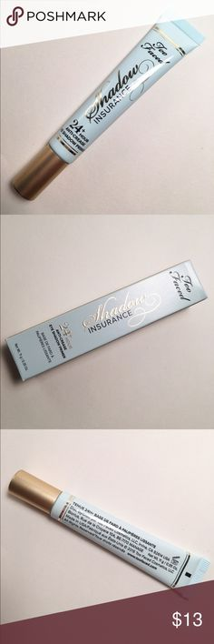 Shadow Insurance Anti-Crease Eyeshadow Primer by Too Faced #16