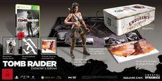 Tomb Raider -Collector\'s Edition für XBOX 360 (exkl. bei Amazon.de): Amazon.de: Games
