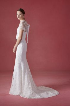 Oscar de la Renta Bridal Fall 2016 [Photo: Courtesy]