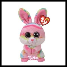 4a3c848b8c5 Ty Beanie Boos Twinkle Toes the Bunny Plush 6