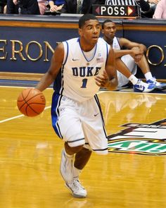 Kyrie Irving Duke Blue Devils Photo #4 (Choose Size)