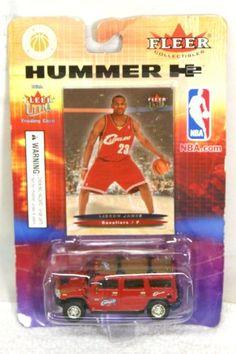 2004 Ultra Hummer H2 #171 LeBron James Fleer Collectibles http://www.amazon.com/dp/B00AVA6J86/ref=cm_sw_r_pi_dp_6O57tb0RPD0B5