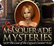 Puzzle-Spiel: Masquerade Mysteries: The Case of the Copycat Curator