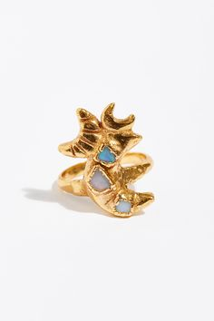 Shop our Many Moons Ring at FreePeople.com. Share style pics with FP Me, and read & post reviews. Free shipping worldwide - see site for details.