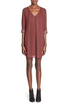 Lush 'Karly' Shift Dress from @nordstrom