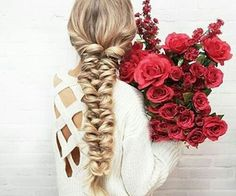 Because life is to short to have boring hair! Twist Braid Tutorial, Flower Braids, Braided Hairstyles Tutorials, Twist Braids, Ombre Hair, Hair Trends, New Hair, Hair Inspiration, Hair Makeup