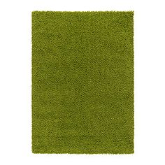 IKEA HAMPEN rug, high pile The high pile makes it easy to join several rugs, without a visible seam. Grass Rug, Gazebo, Ikea Rug, Medium Rugs, Textiles, Sheepskin Rug, Modern Carpet, Grey Carpet, Long Hair