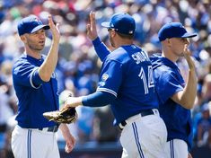 J.A. Happ keeps on rolling, and may soon roll right out of Toronto