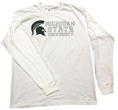 Michigan State University Long-sleeve T-shirt