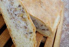 Diós kenyér Via konyhájából Bread, Dios, Brot, Baking, Breads, Buns