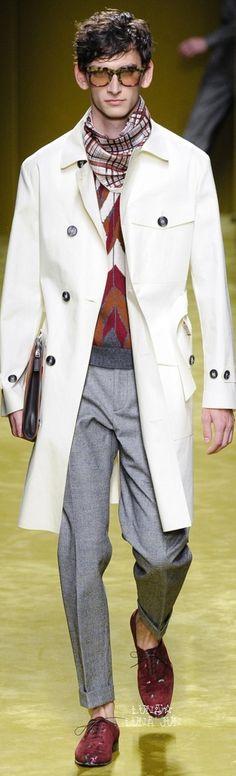 www.2locos.com Salvatore Ferragamo Fall 2016 Menswear
