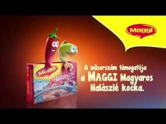 Maggi sponsor spots//Ionart Studio