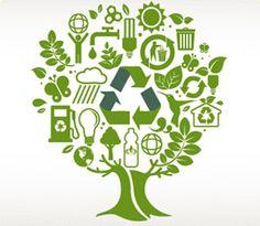 La mayoría de los materiales pueden ser reciclados , asta un número de 40 veces de maneras diferentes , y actualmente la mayoría de envases han pasado por el proceso de reciclado como los libros sillas o algunos utensilios de trabajo para así generar la menor cantidad de basura posible y reducir gastos