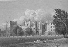 Raby Castle is situated near Staindrop in County Durham and is one of the largest inhabited castles in England. The Grade I listed building has opulent eighteenth and nineteenth century interiors inside a largely unchanged, late medieval shell.  The story of the castle is closely linked with the powerful Nevill and Vane families.