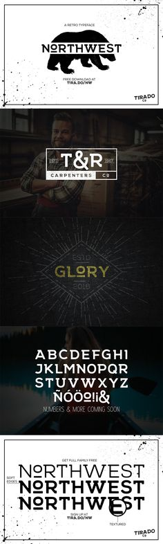http://freedesignresources.net/northwest-free-typeface/