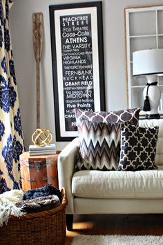 January Decorating | Southern State of Mind