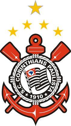 Logo for Brazilian soccer team